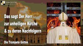 2006-01-31 - Das sagt der Herr zur unheiligen Kirche auf 7 Huegeln-roemisch-katholische Kirche-Trompete Gottes