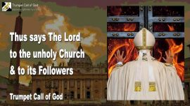 2006-01-31 - Thus says the Lord to the unholy Church on 7 Hills-roman catholic Church-Trumpet Call of God