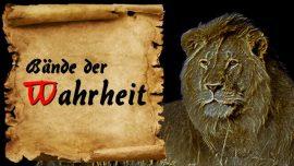 Die Baende der Wahrheit-Der Trompetenruf Gottes am Ende dieses Zeitalters-Liebesbriefe von Gott-Liebesbriefe von Christus