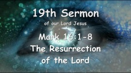 19th Sermon of Jesus