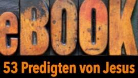EBook 53 Predigten von Jesus - Gottfried Mayerhofer