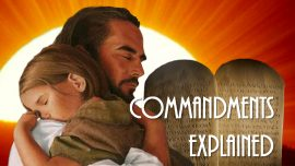 Gods Commandments-Spiritual Sun Jakob Lorber-Moses Commndments-Commandments of Love