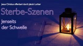 Titel Jenseits der Schwelle - Jesus erlaeutert Sterbeszenen - Jakob Lorber