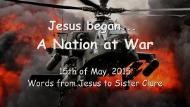 2015-05-15 - A Nation at War