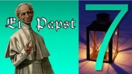 JESUS erlaeutert Sterbeszenen... 7. Ein Papst - offenbart an Jakob Lorber