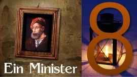 JESUS erlaeutert Sterbeszenen... 8. Ein Minister stirbt - offenbart an Jakob Lorber