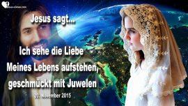 2015-11-20 - Braut mit Fackel-Braut des Herrn-Kirche Christi Leib-Liebe Meines Lebens-Juwelen-Liebesbrief von Jesus