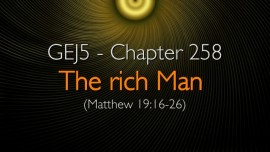 The-rich-Man out of the Great Gospel of John - Volume 5 - Jakob Lorber