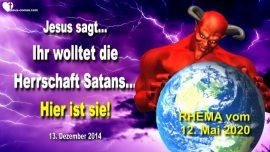 2014-12-13 - Holle auf Erden-Satans Herrschaft-Neue Weltordnung-Zeichen des Tieres-Liebesbrief von Jesus-RHEMA