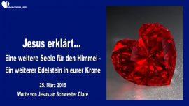 2015-03-25 - Seelen fuer den Himmel-Edelsteine in der Krone-Liebesbrief von Jesus