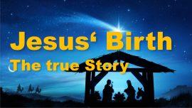 Gospel of James-True Christmas Story-Birth of Jesus Christ-Childhood and Youth of Jesus Jakob Lorber-1280