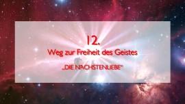 JESUS erlaeutert das ZWOELFTE GEBOT im Werk Geistige Sonne - Band 2 - Offenbart an Jakob Lorber-1280