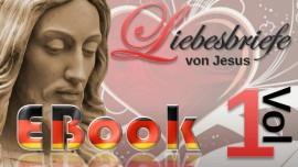Liebesbriefe von Jesus - EBook Band 1