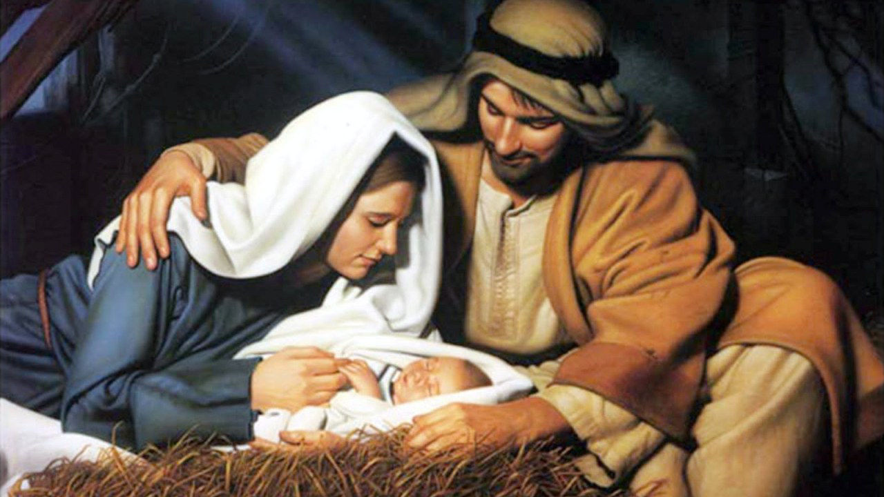 The Birth of Jesus Christ - The true Story - Told by Jesus Himself
