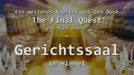 Rick Joyner-The Final Quest-Der Gerichtssaal