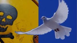Иисус говорит: ,Блаженны миротворцы'