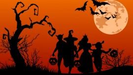 Иисус объясняет... ,Захваченные сатаной и ночь хэллоуина'