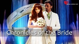 Chronicles of the Bride-Palace and Wedding-Experience from Clare du Bois in Heaven with Jesus