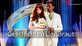 Geschichten der Braut-Palast und Hochzeit-Erlebnis von Clare du Bois mit Jesus im Himmel