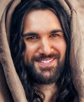 Smiling Jesus - Small