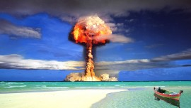 Иисус говорит о вознесении и ядерной войне
