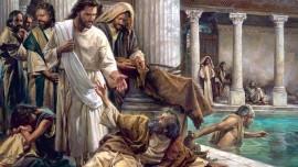 Иисус объясняет формулу исцеления