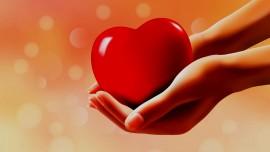 Иисус говорит... Блаженнее давать, нежели принимать