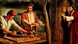 Иисус говорит ... Ищите ответы у Меня!