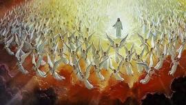 Иисус говорит... Вознесение будет видимым для всех