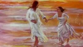 Иисус говорит о Его прощении, о нашей сладкой улыбке и о нашем стремлении к Нему