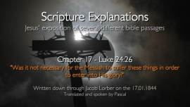 se17_jesus-explains-scripture_was-it-not-necessary-for-the-messiah-to-suffer_luke-24_26_jacob-lorber
