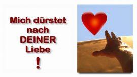 Schrifttexterklaerungen Jakob Lorber-Johannes-19_28-Mich duerstet nach deiner Liebe-Essig-Galle-Es ist vollbracht