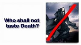 Scripture Explanations Jacob Lorber-Marc 9_1 Who shall not taste death-Kingdom of God