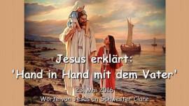 2016-05-23 - Hand in Hand mit dem Vater