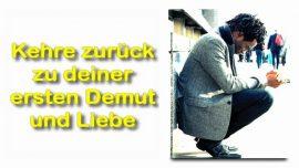 Schrifttexterklarungen Jakob Lorber-Lukas 19_4-Ruckkehr-Erste Demut und erste Liebe