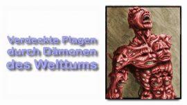 Schrifttexterklarungen Jakob Lorber-Markus 5_12 Teufel zu den Sauen-Besessene Welt-Damonen-Plagen