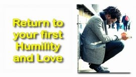 Scripture Explanations Jakob Lorber english-Luke 19_4-Return to Humility-Return to the first Love