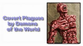 Scripture Explanations Jakob Lorber english-Mark 5_12 Demons to the pigs-Devil-Posessed World-Plagues