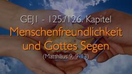 Segen Gottes-Naechstenliebe-Menschenfreundlichkeit