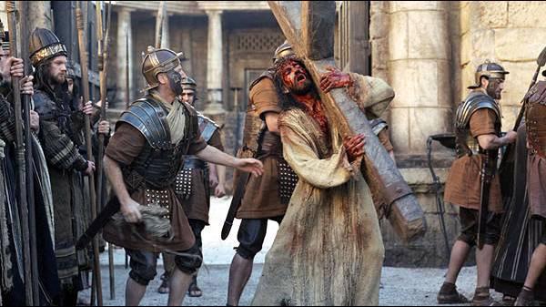 2016-06-10 - Jesus traegt Sein Kreuz