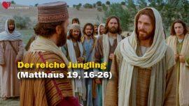 Das Grosse Johannes Evangelium Jakob Lorber-Der reiche Juengling-Jesus Christus