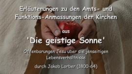 Geistige Sonne 1 - Kapitel 83 - 85 - Suende wider den Heiligen Geist und Vergebung - von Jesus an Jakob Lorber