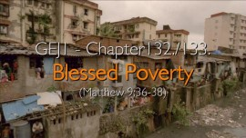 The Great Gospel of John - Blessed-Poverty - Jesus reveals through Jacob Lorber