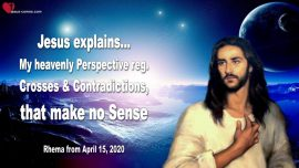 2016-07-04 - Why does God allow Suffering-Heavenly Perspetive Cross Contradictions-Love Letter from Jesus