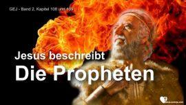 Das Grosse Johannes Evangelium Jakob Lorber-Verhaltnis Gott Prophet Mensch-Jesus erklart-