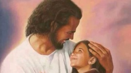 Invito & speranza di Gesù Lui ti conduce attraverso la preghiera della consegna