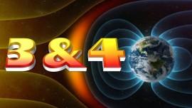 Après l'Enlèvement… Ce qui va arriver Partie 3 & 4 - Jésus explique... Comment rester sous la protection de Dieu