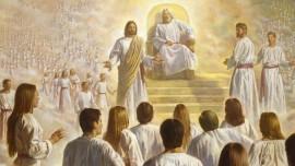 Jésus dit… On entend les battements des tambours de guerre dans les cieux