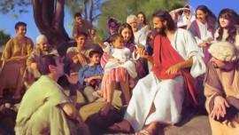 Иисус говорит: ,Этот канал является большим классом, и Я ваш Учитель'
