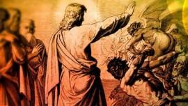 Иисус учит о ,Связывающей молитве' - Духовная война Часть 11